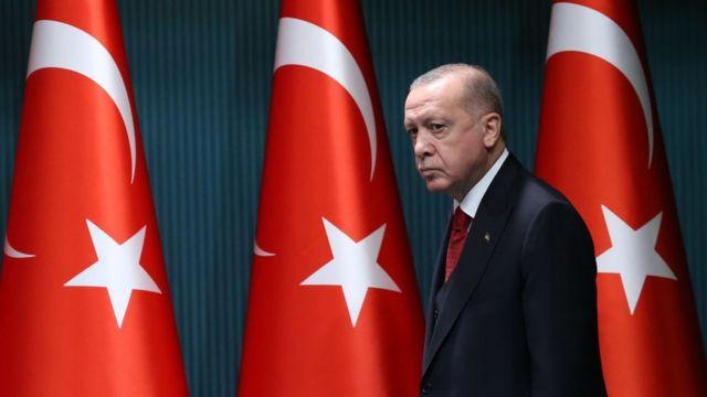 Madaxwaynaha dalka Turkiga Erdogan