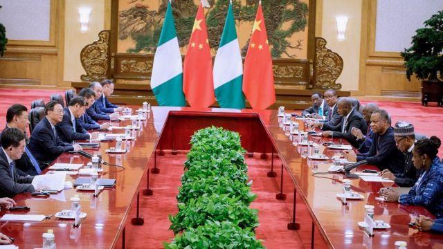 Ọgbakọ ndị Naịjirịa na China