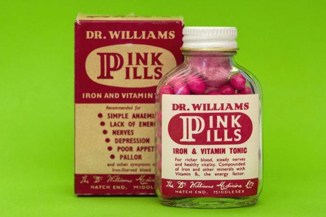 таблект доктора Вильямса 19-й век
