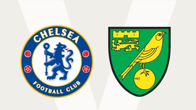 Chelsea v Norwich