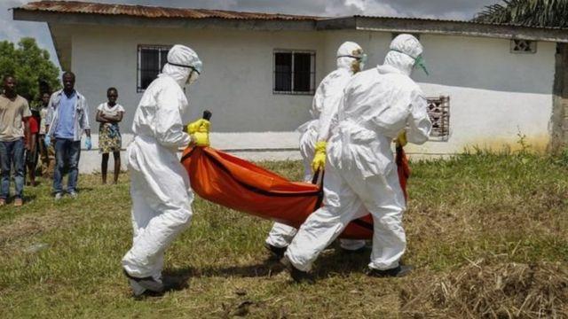 Ebola yahitanye 10,000