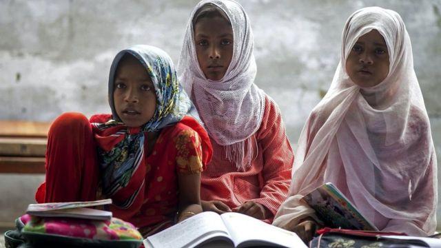 Діти мусульмани