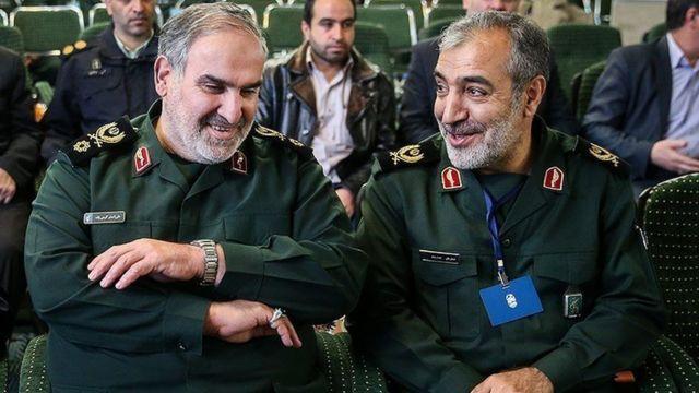 علی اصغر گرجی زاده و صفرعلی موسوی