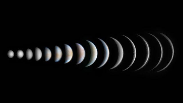 Кращі астрономічеі фото 2017 року: туманності і траєкторії
