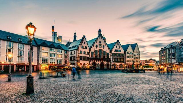 Una plaza en Alemania