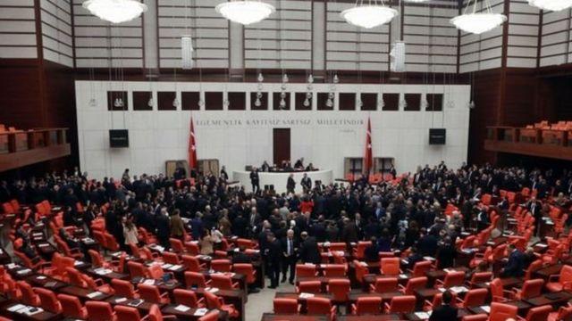 Türkiyə Böyük Millət Məclisi