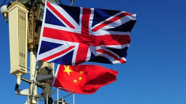 अमरीका और चीन