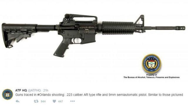 ATF AR-15