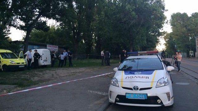 Нападение на Осмаева произошло в Киеве на Подоле