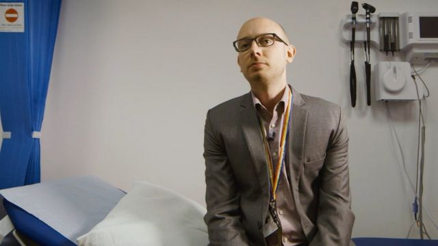 Psiquiatra James Rucker