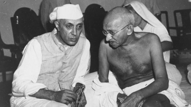 नेहरू और पटेल
