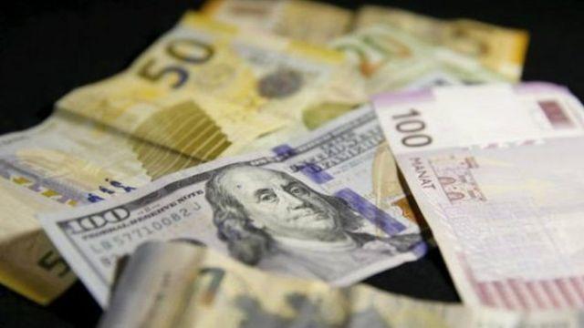 Manat, dollar