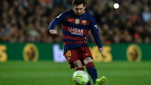 Messi yatsinze igitsindo kigira 500