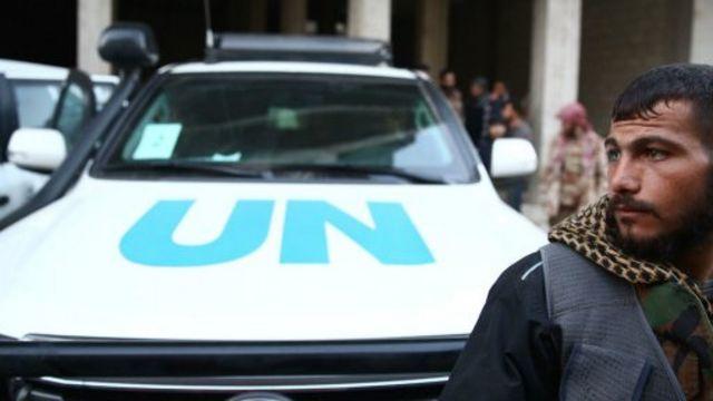 Selon l'ONU, plus de 250 000 personnes sont assiégées dans la ville d'Alep à cause des combats.
