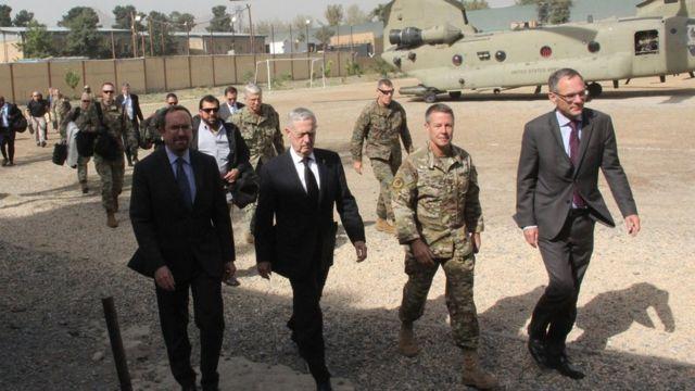 امریکہ، افغانستان
