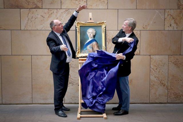 'Unknown' Bonnie Prince Charlie portrait unveiled in Edinburgh