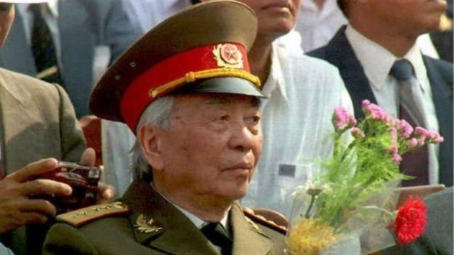 Tướng Võ Nguyên Giáp là anh hùng dân tộc Việt Nam