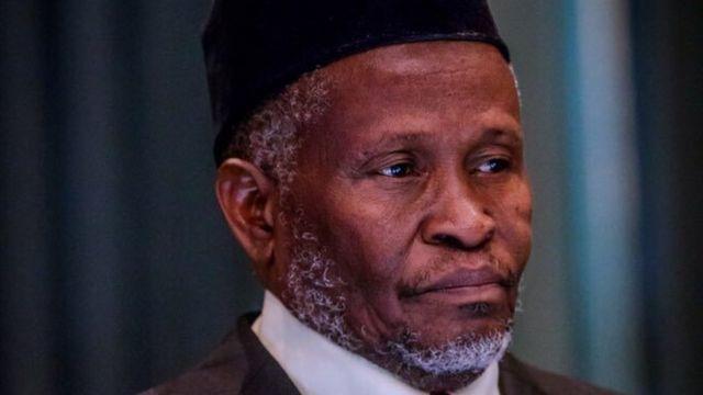 Acting CJN Ibrahim Tanko Mohammed