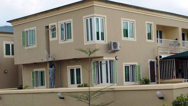 Detached duplex for Ogun State