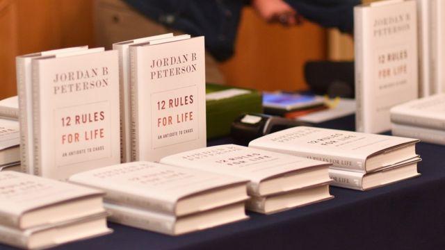 Книга 12 Rules For Life