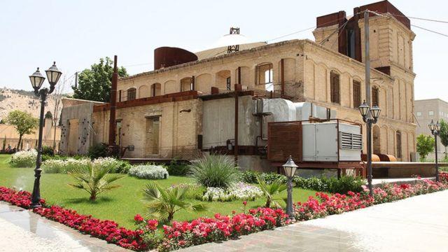 شیراز: گالری تار و پود