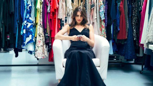 Anna Bance, fundadora de Girl Meets Dress