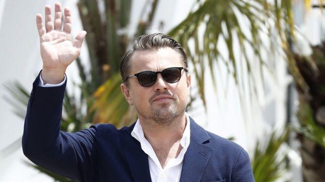 Leonardo DiCaprio: Russians beg star to #SaveBaikal