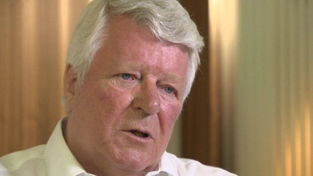 Derek Tughan has insisted he does not owe anything