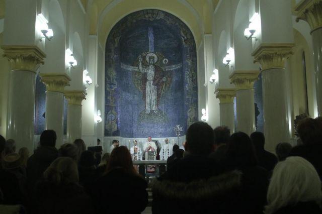 божићна миса београд