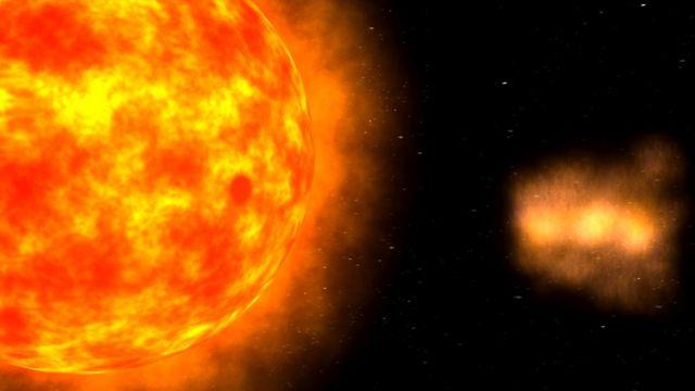 Фотоны, излучаемые Солнцем, могли бы позволить земным аппаратам летать намного дальше