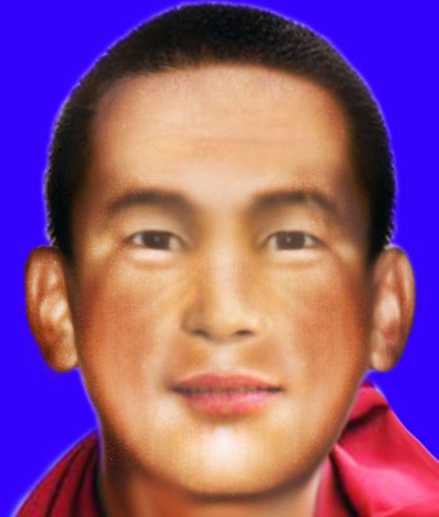 Panchen Lama aos 26 anos