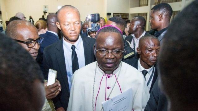 مارسيل أوتمبي رئيس الكنيسة الكاثوليكية