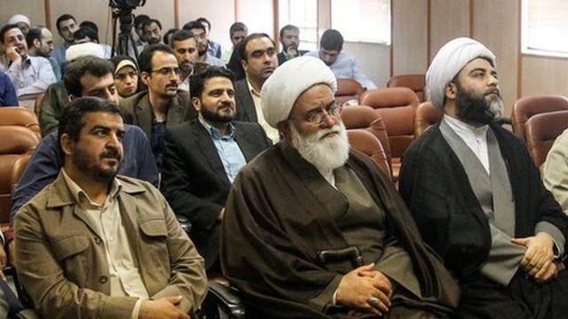 محمد قمی، علی اکبر رشاد و مسعود فیاضی