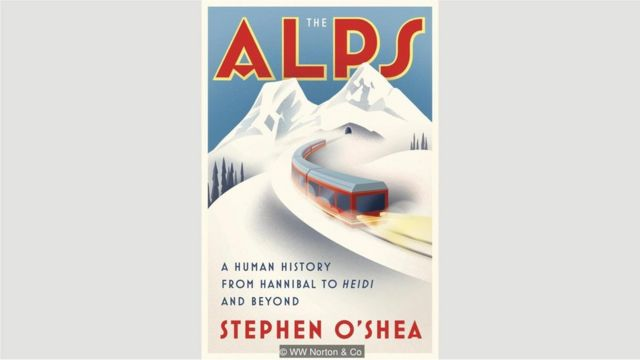 "Stephen O'Shea, ""Alp dağları"" The Alps"