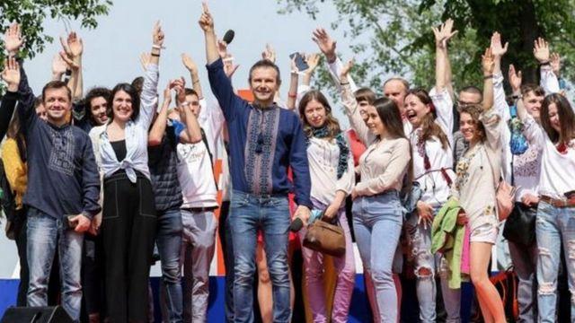 Команда Святослава Вакарчука