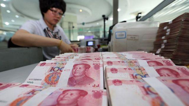 人民元の為替レート引き下げは、輸出競争力を維持したい他のアジア諸国にも影響を及ぼしている