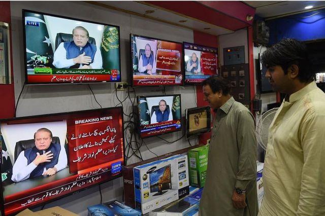 पाकिस्तान में प्रेस
