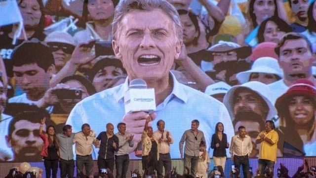 Change ahead: Mauricio Macri's vision for Argentina