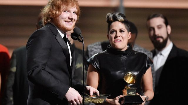 In Pictures: Grammy Awards 2016