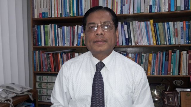 ড: মুস্তাফিজুর রহমান