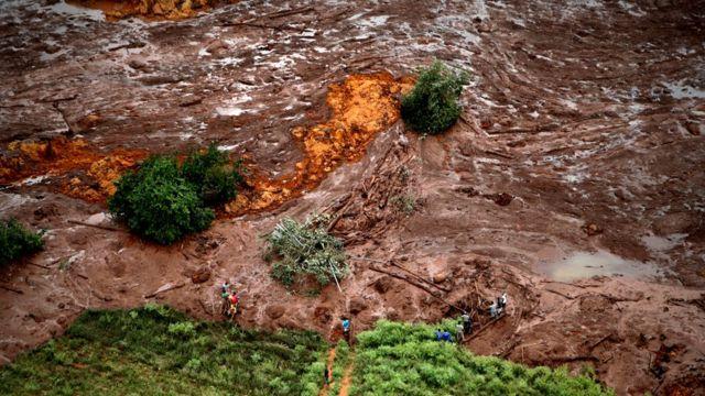 Brazil dam: How German firm approved Brazil dam before it burst