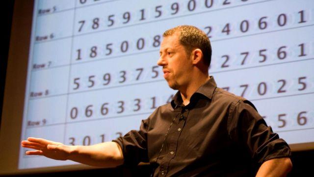 Гроссмейстер памяти Марк Ченнон говорит, что использование стратегий запоминания способствует карьерному росту