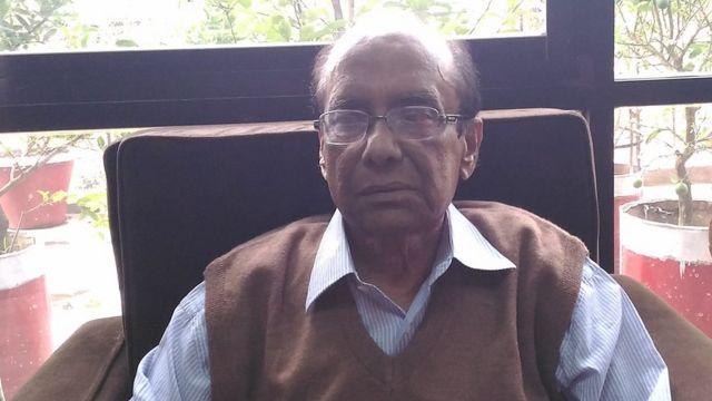 বাংলা একাডেমীর মহাপরিচালক শামসুজ্জামান খান