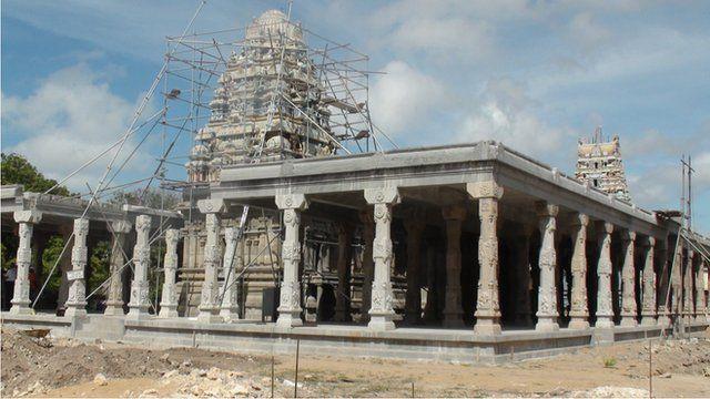 Archaeological site in Sri Lanka