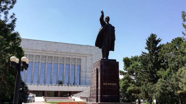 Ленин ҳайкали