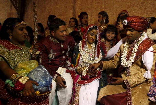 Pakistan's Sindh province allows Hindu marriages to be registered