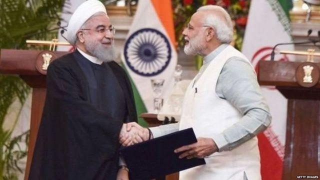 ਭਾਰਤ ਦੇ ਈਰਾਨ ਨਾਲ ਵੀ ਇਤਿਹਾਸਕ ਸਬੰਧ ਹਨ