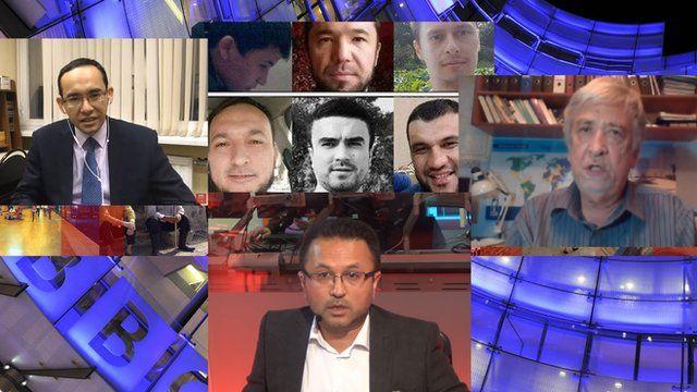 BBC Uzbek LIVE