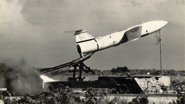 美國曾經在1960年代至1970年代中在台灣部署可攜帶戰術核彈頭的屠牛士導彈。