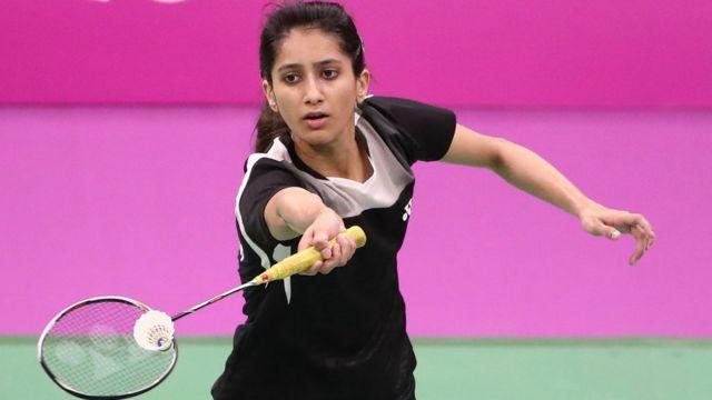 پاکستان کی ماہ نور شہزاد بیڈمنٹن مقابلوں کے مکسڈ ٹیم گروپ کے ابتدائی مرحلے میں سکاٹ لینڈ کی کرسٹی گلمور کے مدمقابل ہیں۔